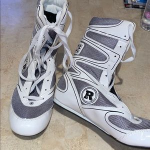 NEVER WORN! RINGSIDE boxing shoes